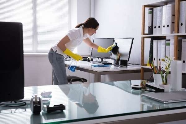 advanced office care baton rouge office cleaning